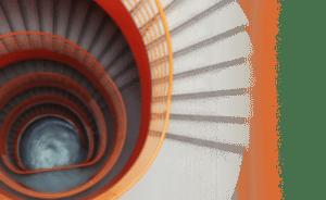 Spiral Staircase Desktop Background