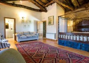 Pazo Santa Maria Bedroom
