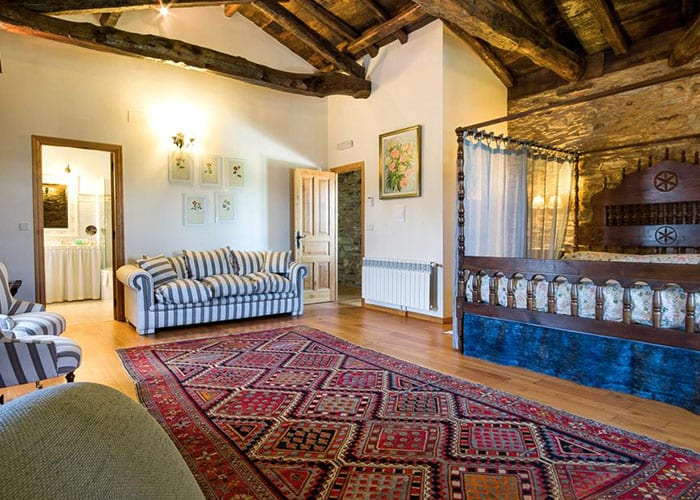 Pazo Santa Maria Bedroom